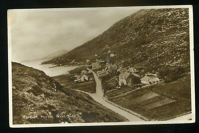 TARBET  Isle of Harris  West Side  view of houses  RP