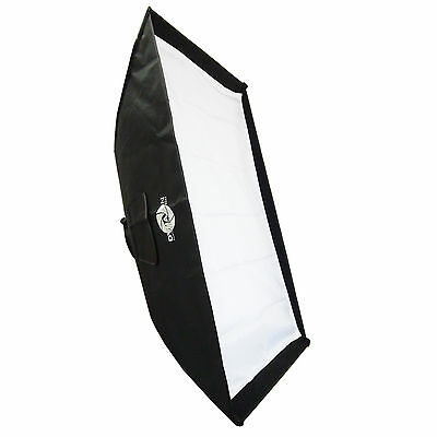 Softbox DynaSun BOW 60x90cm HIGH TEMP Bowens Adapter Systemblitz