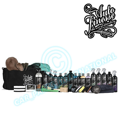 Auto Finesse Connoisseurs Kit Perfect for Christmas Gift Present