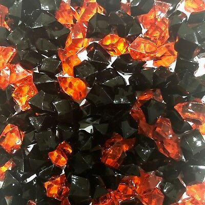 Acrylic Crystal Effect Pieces for Electric Inset Wall Fires