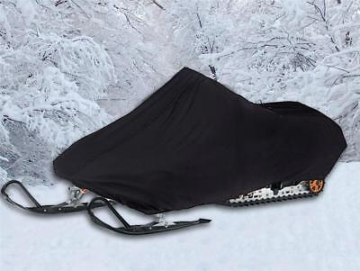 NEW Black Snowmobile Sled Cover Ski Doo Mach Z Tech Plus 800 2001