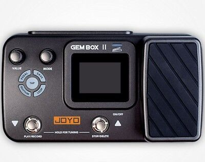 Customer Returned Joyo Gembox 2 Multi-Effects Pedal