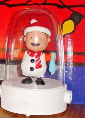 Peanuts Hallmark Happy Tappers~Linus~~Dancing and Musical! New