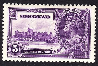Newfoundland Scott 227  VF+  mint OG VLH.