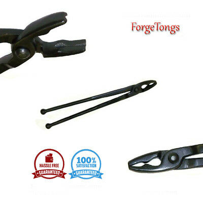Universal Blacksmith tong tools forge tools Wolf jaw forge tongs utility