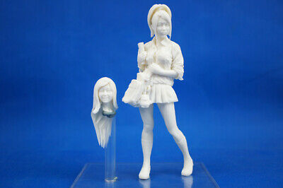 Resin Kit 277 1/12 Cute asian High School Girl