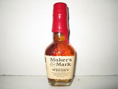 miniature mignon whisky MAKER'S MARK anno 1994