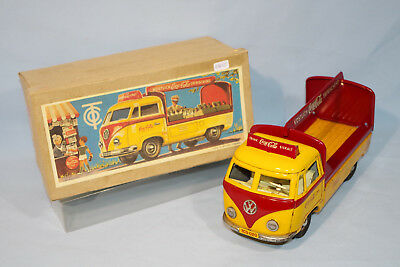 Tipp & Co. TCO 504 - Coca Cola Bus - in Reprobox (47855)