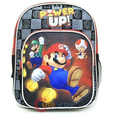 ab9ea1ad13 Nintendo Super Mario Toddler School Backpack 10