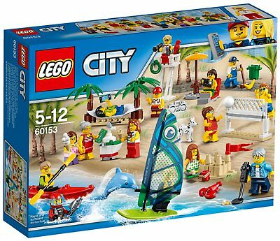 60153 LEGO City: Spiaggia (People Pack)