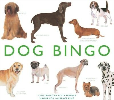 Dog Bingo (Magma for Laurence King) (Hardcover), Horner, Polly, 9781856699679