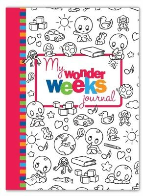 My Wonder Weeks Journal (Spiral-bound), Plas, Xaviera, 9789491882074