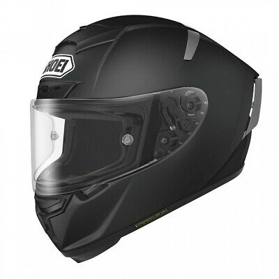 Shoei X-Spirit 3 Matte Black  Helmet Casque Helm Casco ECE2205