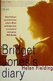 Bridget Jones's Diary: A Novel, Fielding, Helen, New Book
