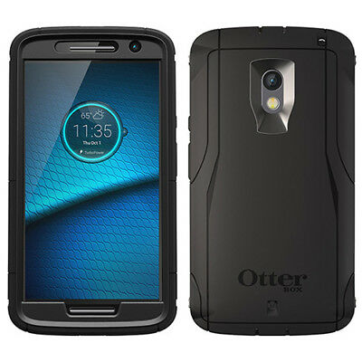 Reseller's Lot of 150 Otterbox Commuter DROID MAXX 2 phone cases ALL BLACK