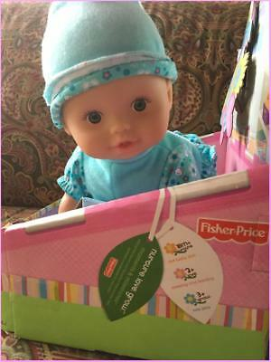 NIB 2008 Little Mommy Real Loving Baby SCOOT SO CUTE  Doll VERY RARE nrfb