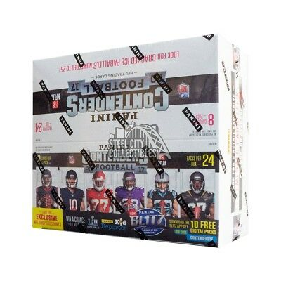 2017 Panini Contenders Football 24ct Retail Box