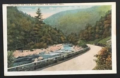 Following the Cold River Along the Mohawk Trail Tichnor Quality Views 115481