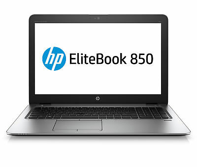 HP Business EliteBook 850 G3 - 15,6'' Notebook - Core i5 Mobile 2,4 GHz 39,6 cm