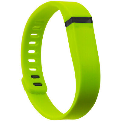 For Fitbit Flex Band Replacement Wrist Bands Wristband Small Green w/ Clasps