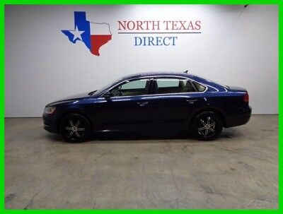 2014 Volkswagen Passat TDI SE Leather Heated Seats Sunroof 1 Owner 2014 TDI SE Leather Heated Seats Sunroof 1 Owner Used Turbo 2L I4 16V Automatic