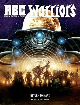 ABC Warriors: Return to Mars (Hardcover), Mills, Pat, Langley, Cl...