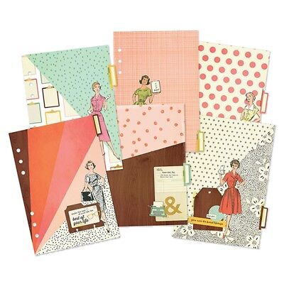 Reset Girl Dividers,  Journals & Mugs by Simple Stories