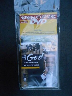 National Geographic dvd n. 178 the story of God
