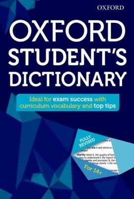 Oxford Students Dictionary, Oxford Dictionaries, 9780192742384
