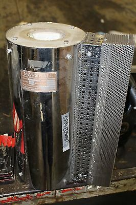 "Marshall Tube Furnace 1800F 110V 2 1/2"" Diameter 13"" Long Nice"