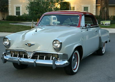 1952 Studebaker Champion REGAL STARLINER COUPE - 74K MILES EXCELLENT RESTORED BEAUTY - 1952 Studebaker Champion Regal Starliner Coupe