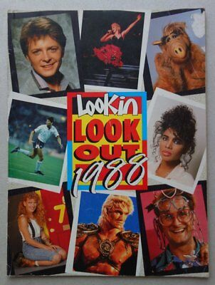 Look-In Look Out 1988 - Special comic magazine GD+ (phil-comics)