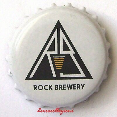 TAPPO MICRO BIRRIFICIO ROCK BREWERY ITALIA crown bottle caps kronkorken chapas