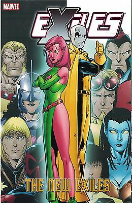 Exiles Volume 14  The New Exiles  SC  TP   New  OOP  HTF