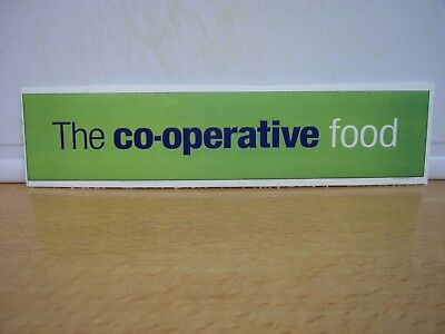 Truck Decals waterslide The co-operative food ( C )