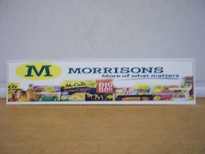 Truck Decals waterslide MORRISONS ( m )