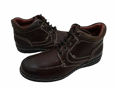 54208e34558 JOHNSTON & MURPHY Mens Baird Lace Up Casual Ankle Boots Casual Dress ...