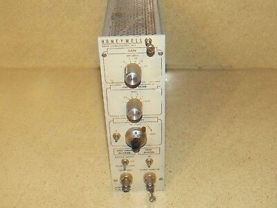 Honeywell Data Conditioner Model # 7812   Nim Bin Module Plug In