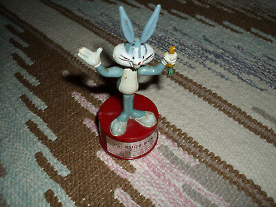 """Kohner """"I'm Bugs Bunny"""" Collectible Push Button Puppet"""