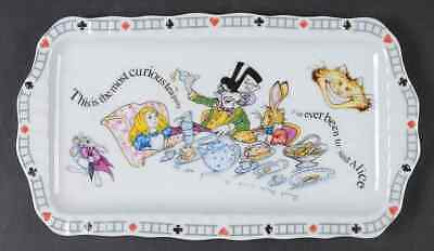 Cardew Design ALICE IN WONDERLAND'S CAFE Cookie Tray 8231893