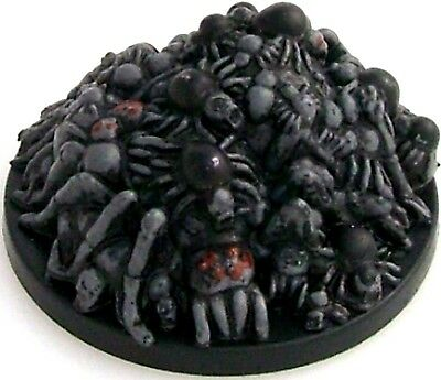 Swarm of Spiders with Card Dungeons /& Dragons Miniatures