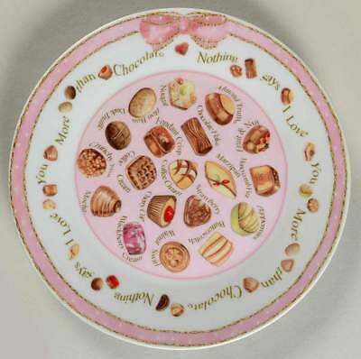 Cardew Design CHOCOLATES Nothing Says Dessert Pie Plate 10329957