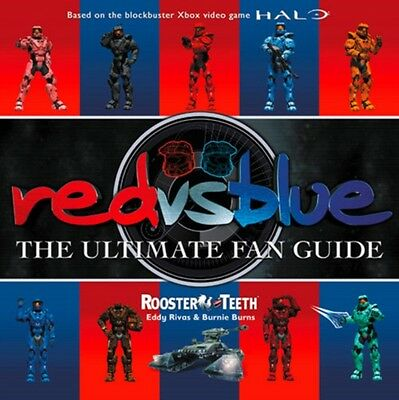 Red vs. Blue: The Ultimate Fan Guide (Paperback), Teeth, Rooster,. 9780062355782