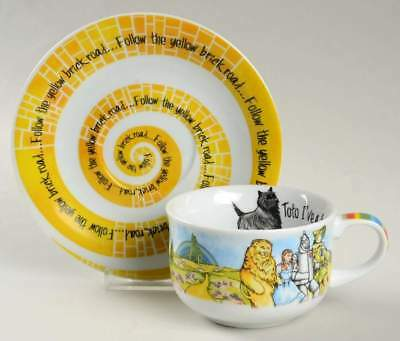 Cardew Design WIZARD OF OZ Cup & Saucer 9050062