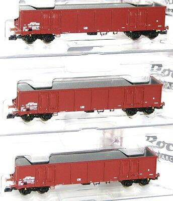 "Roco TT 37640 Freight Car Set The Dr 3-teilig "" Novelty 2017 NEW ORIGINAL"