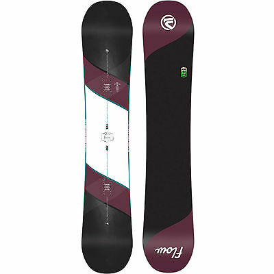 Flow Bella Women's Snowboard All Terrain Freestyle Freeride Kush Control 2018