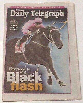 Rare 2004 Farewell To Lonhro The Daily Telegraph Newspaper 'never Read'!!!