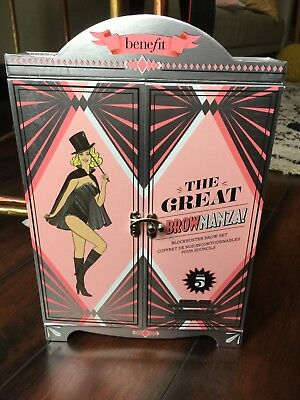 Benefit The Great Brownanza Blockbuster Brow Set. Shade 5. Brand New. Sold Out.