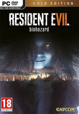 Resident Evil VII - Biohazard Gold Ed. PC - totalmente in italiano