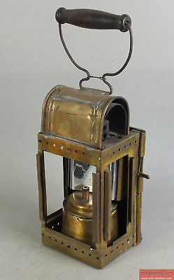 Karbidlampe Orlians & Co 1946 Mechelen Belgie